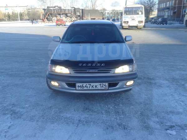 Toyota Carina, 1997 год, 238 000 руб.