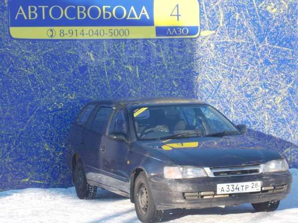 Toyota Caldina, 1998 год, 110 000 руб.