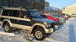 Mitsubishi Pajero, 1996 год, 370 000 руб.