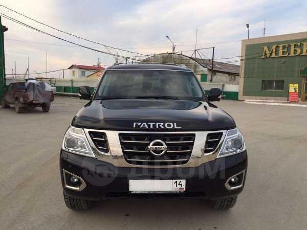 Nissan Patrol, 2014 год, 3 300 000 руб.