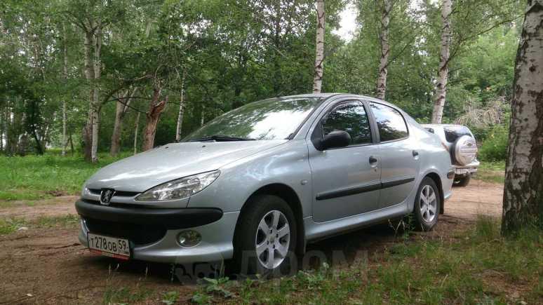 Peugeot 206, 2009 год, 195 000 руб.