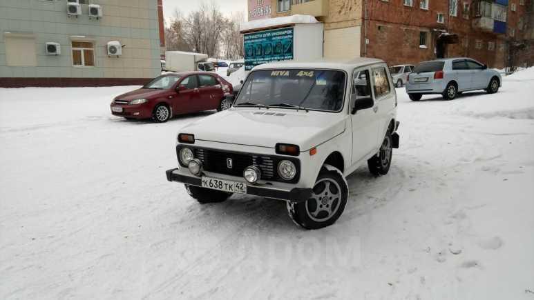 Лада 4x4 2121 Нива, 1989 год, 85 000 руб.