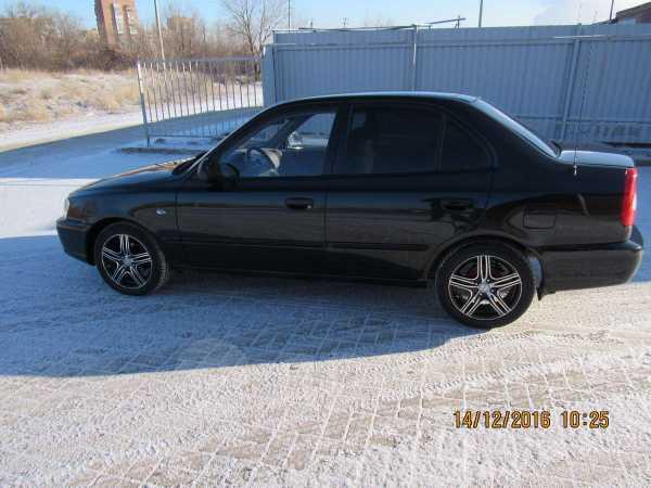 Hyundai Accent, 2008 год, 258 000 руб.