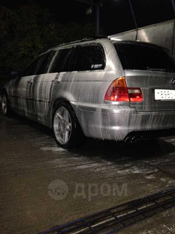 BMW 3-Series, 2003 год, 415 000 руб.
