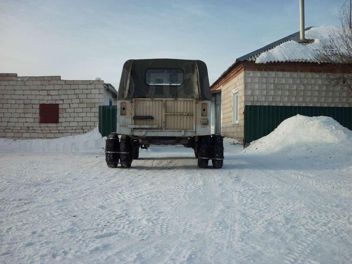 Снегоход из луаза 125