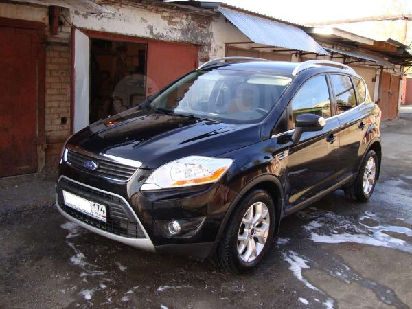 Ford Kuga, 2012 год, 880 000 руб.