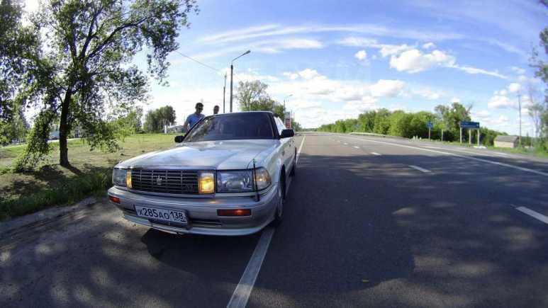 Toyota Crown, 1989 год, 490 000 руб.