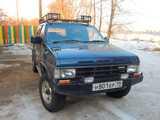 Минусинск Террано 1989