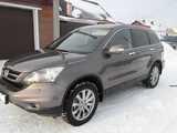 Новосибирск Хонда ЦР-В 2011