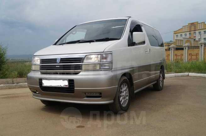 Nissan Elgrand, 1999 год, 395 000 руб.