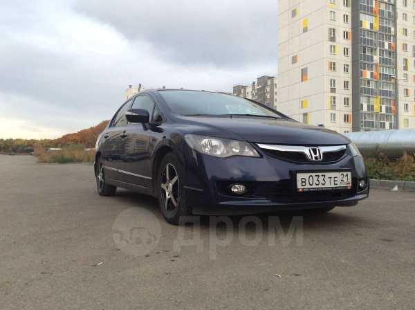 Honda Civic, 2009 год, 515 000 руб.