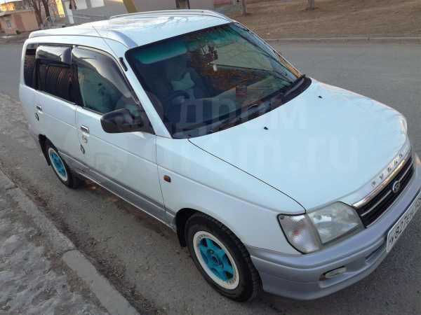 Daihatsu Pyzar, 1999 год, 115 000 руб.