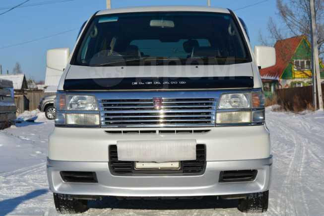 Nissan Elgrand, 1998 год, 345 000 руб.