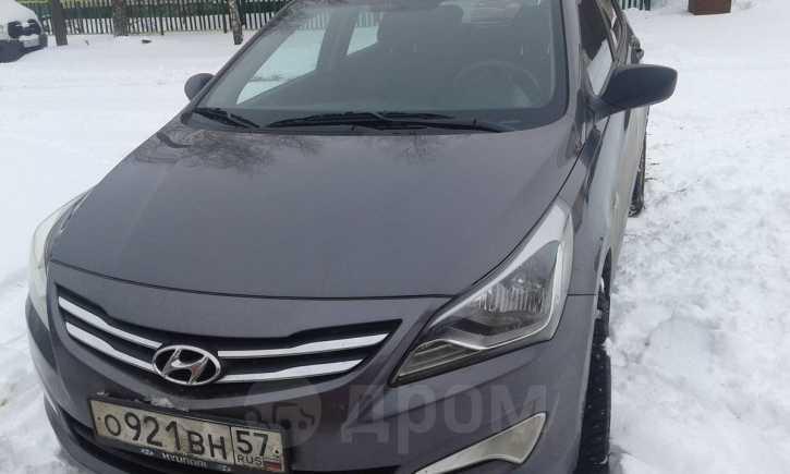 Hyundai Solaris, 2015 год, 199 999 руб.