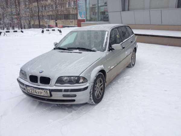 BMW 3-Series, 2000 год, 370 000 руб.