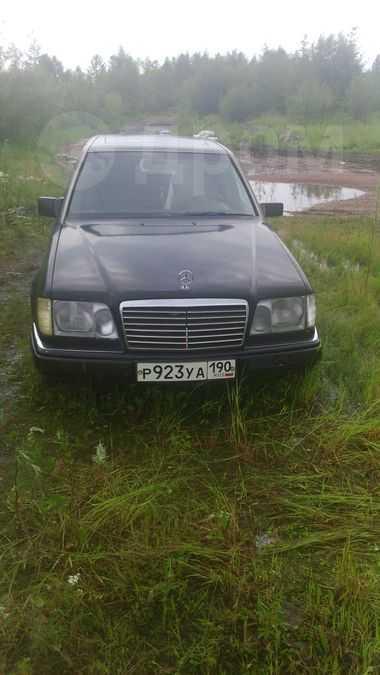 Mercedes-Benz E-Class, 1994 год, 90 000 руб.