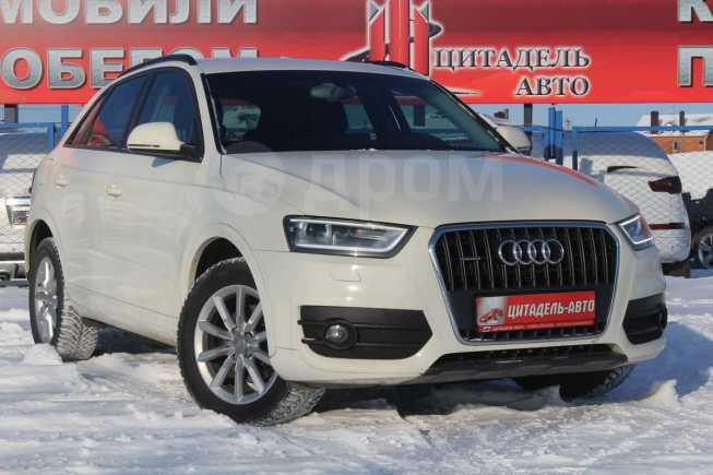 Audi Q3, 2012 год, 1 165 000 руб.