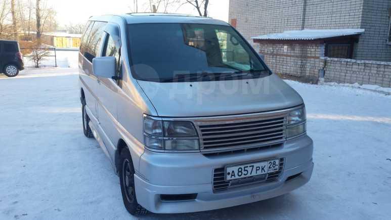 Nissan Elgrand, 2000 год, 430 000 руб.