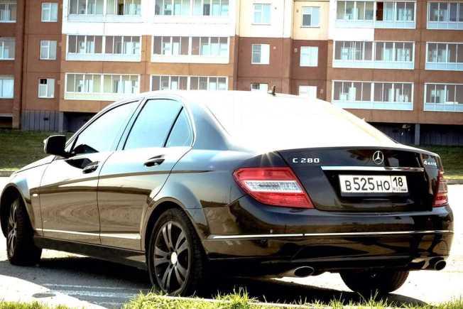 Mercedes-Benz C-Class, 2008 год, 820 000 руб.