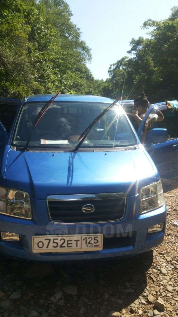 Suzuki Wagon R Solio, 2004 год, 100 000 руб.