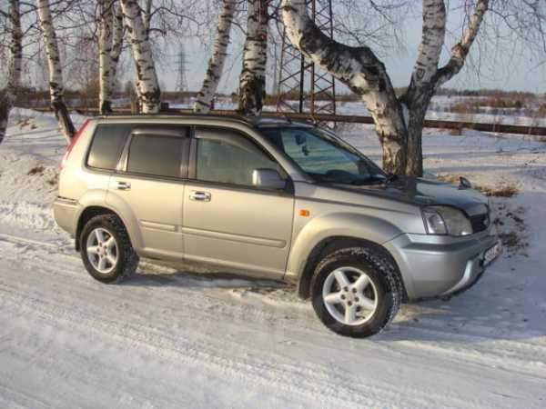 Nissan X-Trail, 2002 год, 370 000 руб.