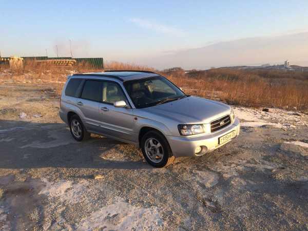 Subaru Forester, 2002 год, 439 000 руб.