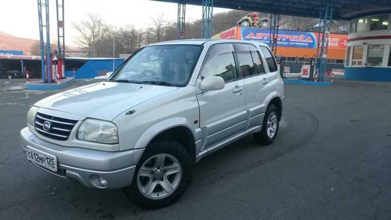 Suzuki Escudo, 2003 год, 580 000 руб.