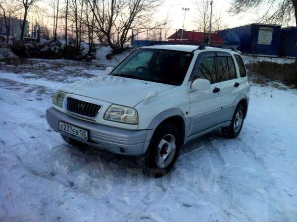 Suzuki Escudo, 1999 год, 450 000 руб.