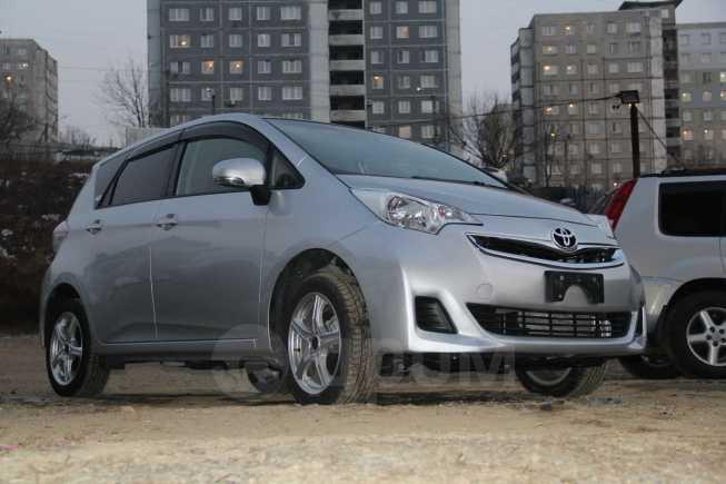 Toyota Ractis, 2015 год, 620 000 руб.