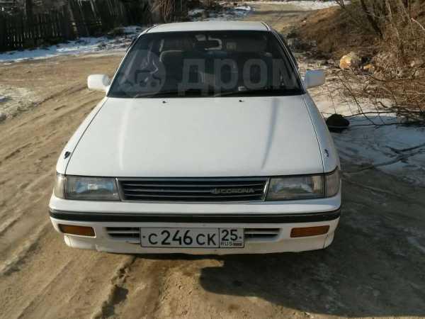 Toyota Corona, 1989 год, 115 000 руб.