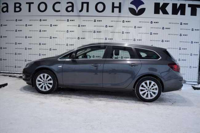 Opel Astra, 2011 год, 540 000 руб.