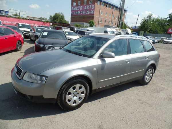 Audi A4, 2003 год, 435 000 руб.