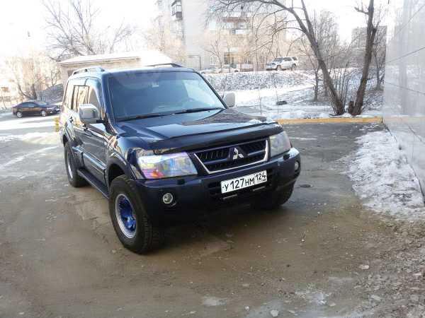 Mitsubishi Pajero, 2004 год, 780 000 руб.