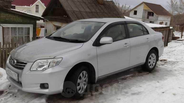 Toyota Corolla Axio, 2011 год, 570 000 руб.