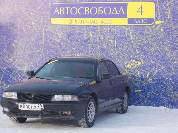 Mitsubishi Diamante, 1998 год, 130 000 руб.
