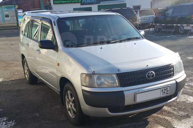 Toyota Probox, 2007 год, 369 999 руб.