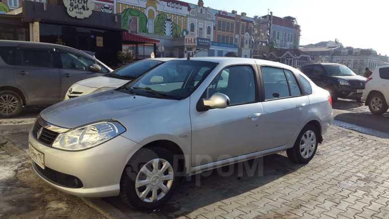 Renault Symbol, 2010 год, 280 000 руб.
