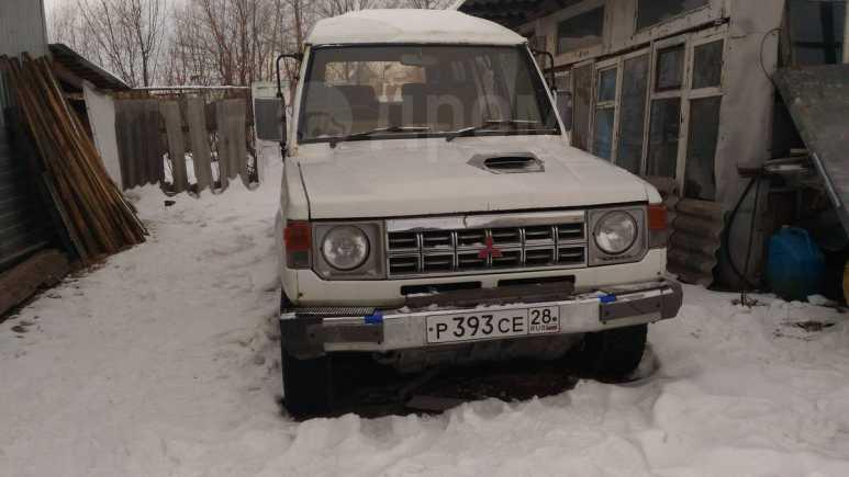 Mitsubishi Pajero, 1985 год, 275 000 руб.