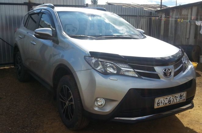 Toyota RAV4, 2014 год, 1 600 000 руб.