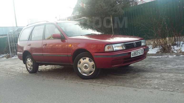 Nissan Sunny, 1991 год, 98 000 руб.