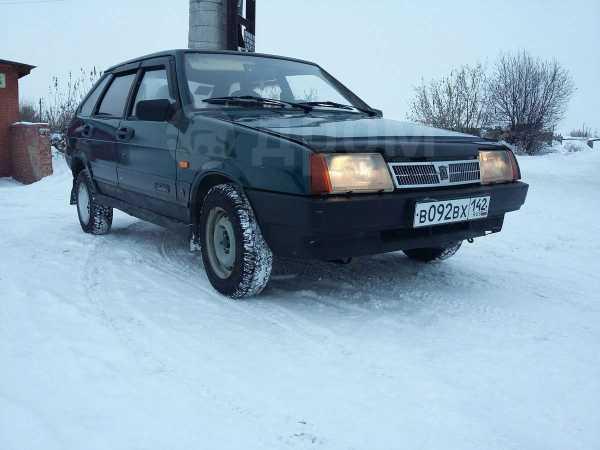 Лада 2109, 2001 год, 54 000 руб.