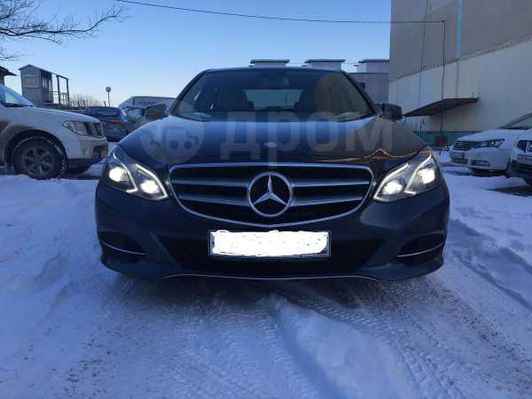 Mercedes-Benz E-Class, 2013 год, 1 580 000 руб.