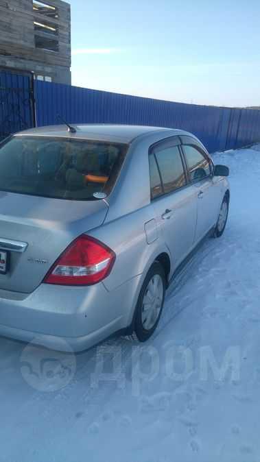 Nissan Tiida Latio, 2005 год, 325 000 руб.