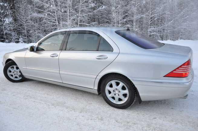 Mercedes-Benz S-Class, 1999 год, 510 000 руб.