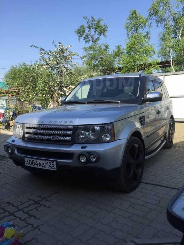 Land Rover Range Rover Sport, 2006 год, 1 050 000 руб.