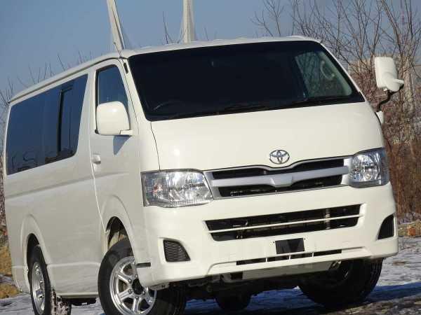 Toyota Hiace, 2012 год, 1 400 000 руб.