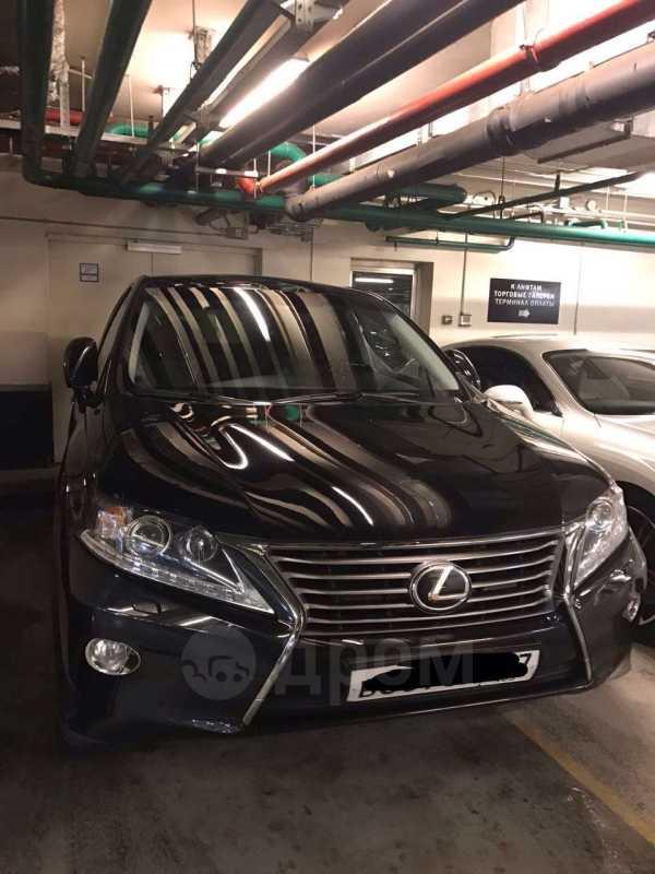 Lexus RX350, 2015 год, 2 700 000 руб.