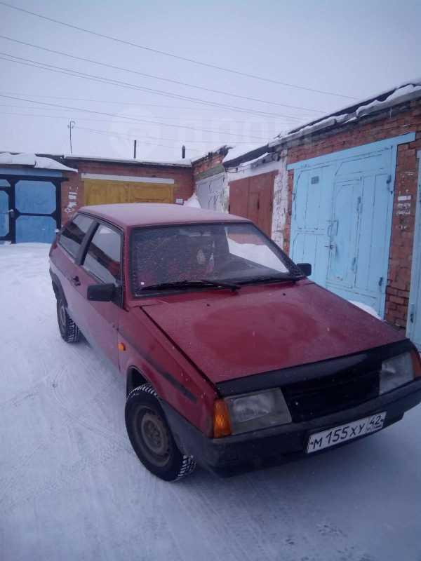 Лада 2108, 1997 год, 38 000 руб.