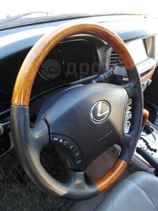Lexus LX470, 2003 год, 1 400 000 руб.