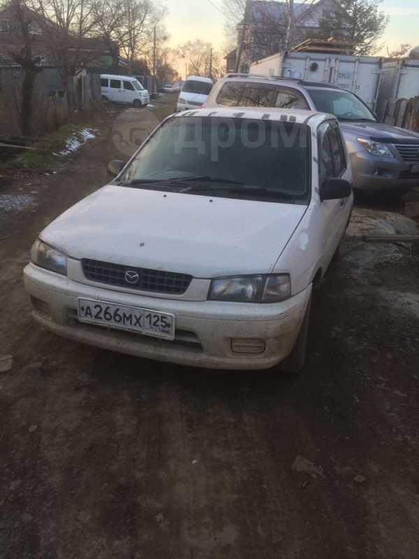 Mazda Demio, 1998 год, 72 000 руб.